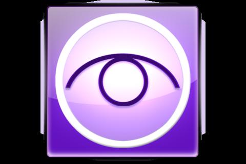 Window eyes logo