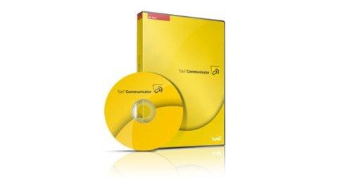 Yellow rectangular box next yellow CD.