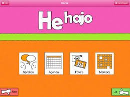 He hajo (app) menu
