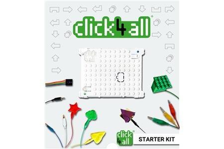 Click4all logo