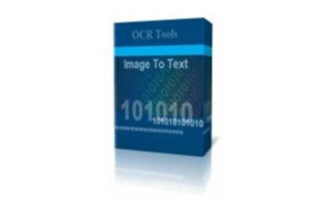 OCRTools Image to Text Desktop software box.