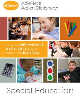 Book cover with images of young children engaged in various activities.