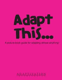 Dark pink book cover with title of book written in large, black hand-drawn-style font letters.