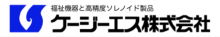 """Stylized blue and white """"wave"""" logo next to the company title, printed in Japanese characters."""