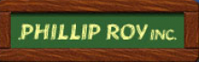 Phillip Roy Inc Logo