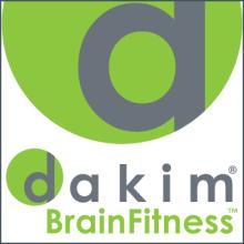 Dakim BrainFitness Logo