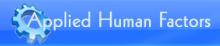 Applied Human Factors logo