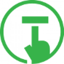 orbiTouch Keyless Keyboard, Inc Logo