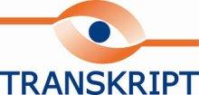 Transkript logo