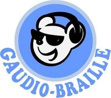 Gaudio Braille Logo