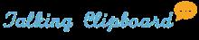 Talking Clipboard Logo