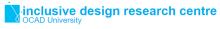 Inclusive Design Research Center Logo