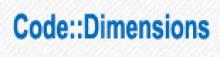 Code::Dimensions logo