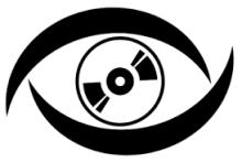 Logo of Atz Hörmedien für Sehbehinderte und Blinde.