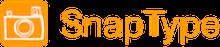 Snap type Logo