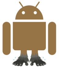 Apedroid Logo