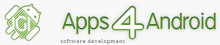 APPS4ANDROID Logo
