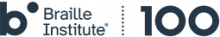Braille Institute of America Logo