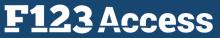 F123 Access Logo