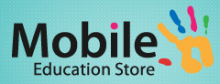 Mobile Education Store Logo