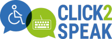 Click2Speak Logo