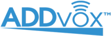 Logo of ADDvox.