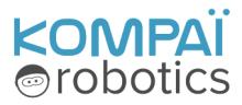 Kompai Robotics Logo