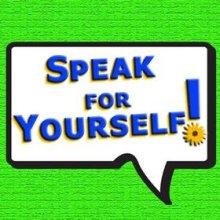 Speak For Yourself LLC Logo