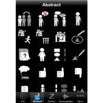 iPicto Pictogram communications menu