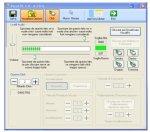 Screenshot of software control panel featuring various adjustment options.