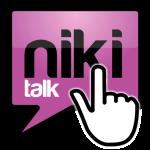 Niki Talk logo