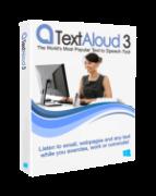 TextAloud 3software box