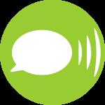 LetMeTalk logo.