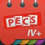 PECS IV+ logo