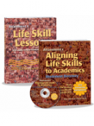 Aligning Life Skills to Academics worksheet directory and software DVD.
