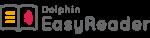 EasyReader logo.